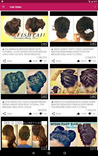 Easy Hair Styles Apk Download Apkpure