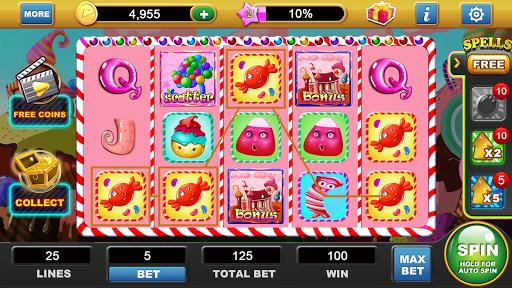 Slots Candy Rush - Vegas Slots