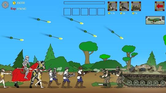 Age of War Mod Apk 3