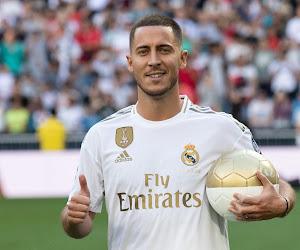 Met dit berichtje op WhatsApp nam Hazard afscheid van ploegmaats bij Chelsea