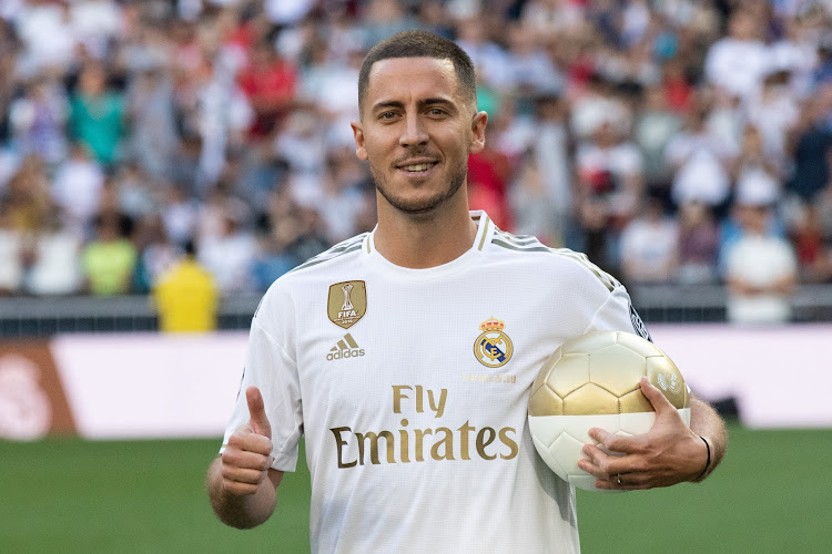 Voici le programme qui attend Eden Hazard au Real Madrid