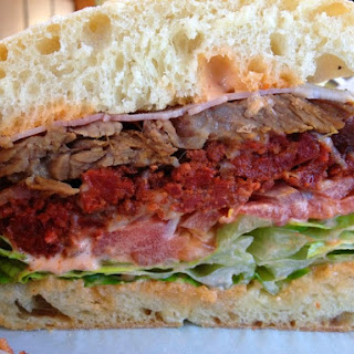 Gentleman's Sandwich #SandwichRecipesWorldwide