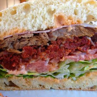 Gentleman's Sandwich #SandwichRecipesWorldwide.
