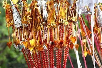 Photo: Year 2 Day 55 -  Glittery Buddha Offerings
