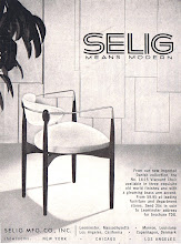 Photo: Danish modern. $59.95 was a lot of money to spend on a little chair in 1957
