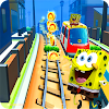 surfer spongebob game subway 2018