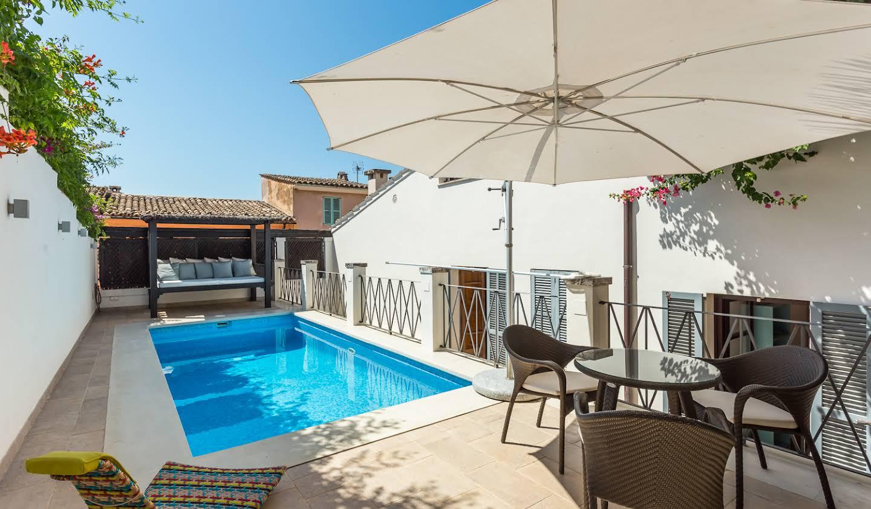 Seaside house with pool Majorca