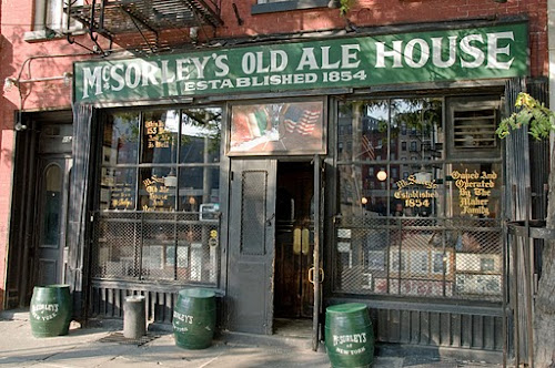 Photo Mc Sorley's Old Ale House