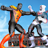Kung Fu Ninja Fighting Shadow Tiger Karate Games