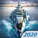Pacific Warships: World of Naval PvP Wargame icon