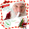 Christmas Santa Call Prank icon