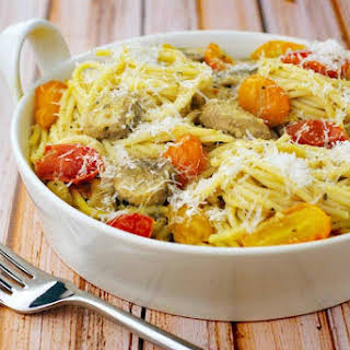 Crab And Mushroom Pasta Recipes.