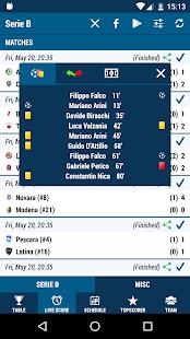 Serie B - náhled