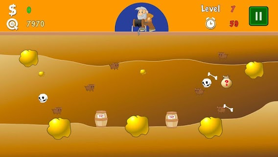 Gold Miner screenshot 02