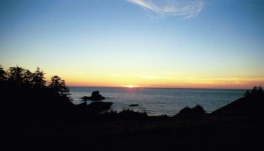 Photo: Sunset Ecola