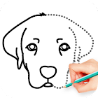 How To Draw Animal icon