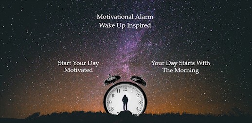 Motivational Alarm Clock - Wake Up Inspired APK