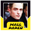 Robert Pattinson Wallpaper HD icon