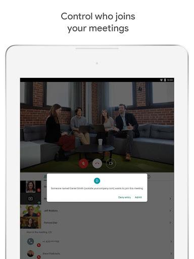 Google Meet - Secure Video Meetings 44.5.324814572 Screenshots 7