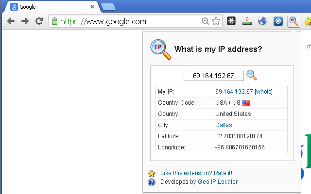 What Is My >> What Is My Ip Address