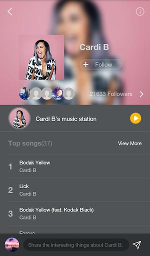 GO Music Plus - Free Music, Radio, MP3 Player 2.1.1 screenshots 4