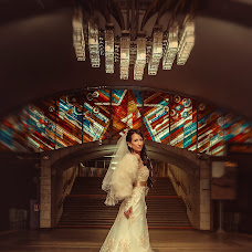 Wedding photographer Olya Belova (OlyaBelle). Photo of 01.03.2015