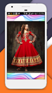 Anaarkali New Stylist Dress - náhled