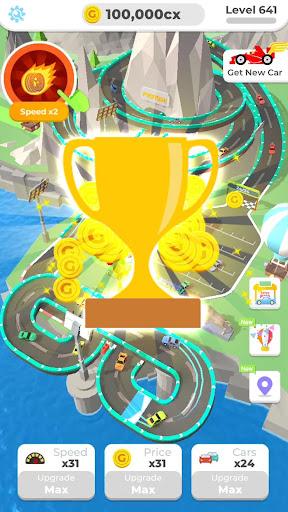 Idle Racing Tycoon-Car Games android2mod screenshots 13