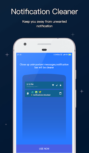 Cleaner-Phone Clean,Booster,Optimizer,AppLock 1.0.8 screenshots 8