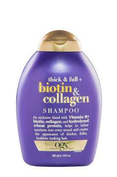 Shampoo Ogx Thick Biotin
