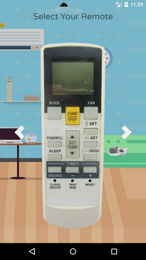 Remote Control For Fujitsu Air Conditioner 6.1.21 screenshots 2