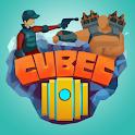 Cubec - Survival Shooter Gun Game TPS icon