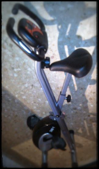 bicicleta fija plegable