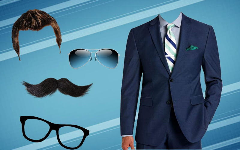 Download Smart Men Suit Beard Photo Editor Hair Style 2018 Apk