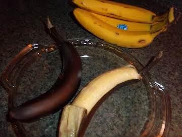 Ripen Bananas in 1 hour