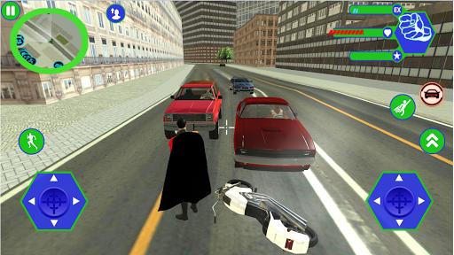Super Rope Hero: Gangster Grand City 1.0.17 screenshots 3