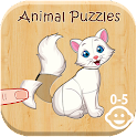 Animal Puzzles for Kids 2 icon