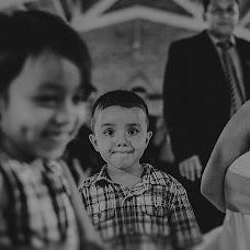 Wedding photographer Nahún Rodríguez (NahunRodrigu). Photo of 20.06.2016