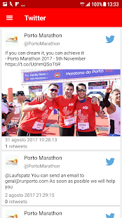 Maratona do Porto EDP- screenshot thumbnail