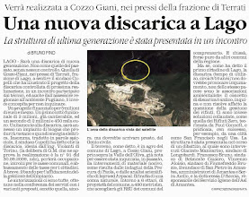 Photo: Il Quotidiano 1 ottobre 2013