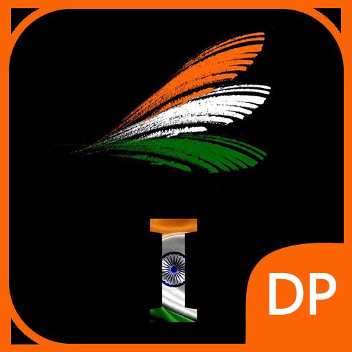 Indian Flag Letter Alphabets