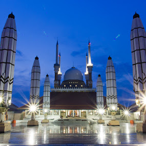 Masjid Agung Semarang by Muhamad Aris - Buildings & Architecture Other Exteriors