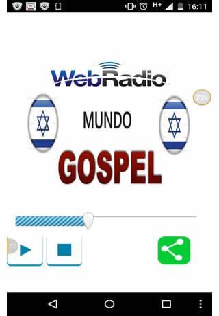 WEB RÁDIO MUNDO GOSPEL