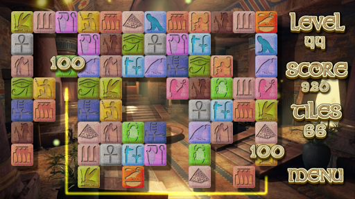 Pyramid Mystery Solitaire screenshots 2