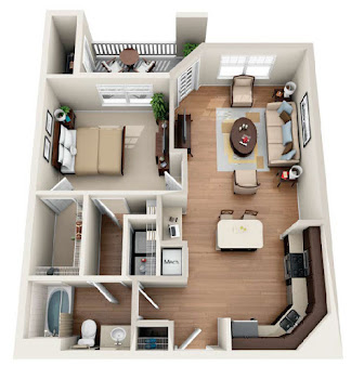 Go to The Kephart Floorplan page.