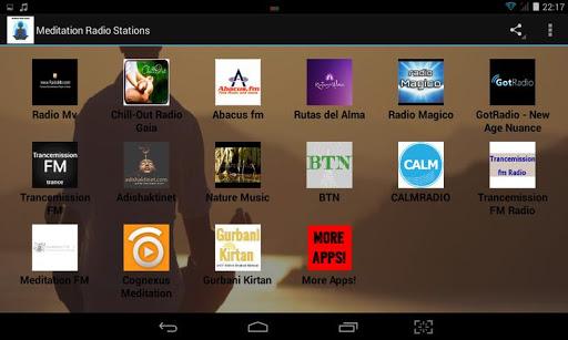 Meditation Radio Stations