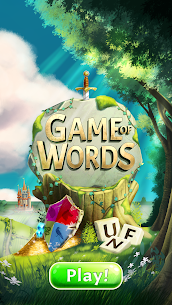Game of Words: Free word games 2
