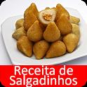 Receita de Salgadinhos grátis em portuguesas icon