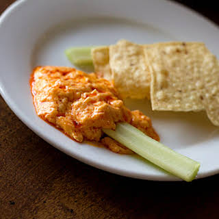 Buffalo Chicken Dip.