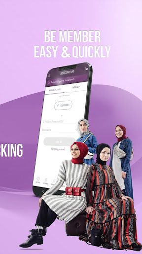 Sefamerve - Online Islamic Fashion Clothing Brand - screenshot